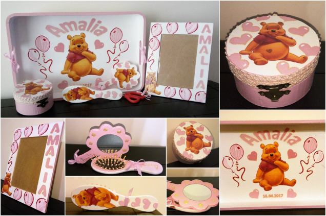 set pentru mot cu winnie the pouh quilling for you1