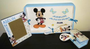 set pentru mot cu mickey mouse quilling for you1