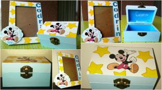 set pentru mot cu mickey mouse quilling for you3